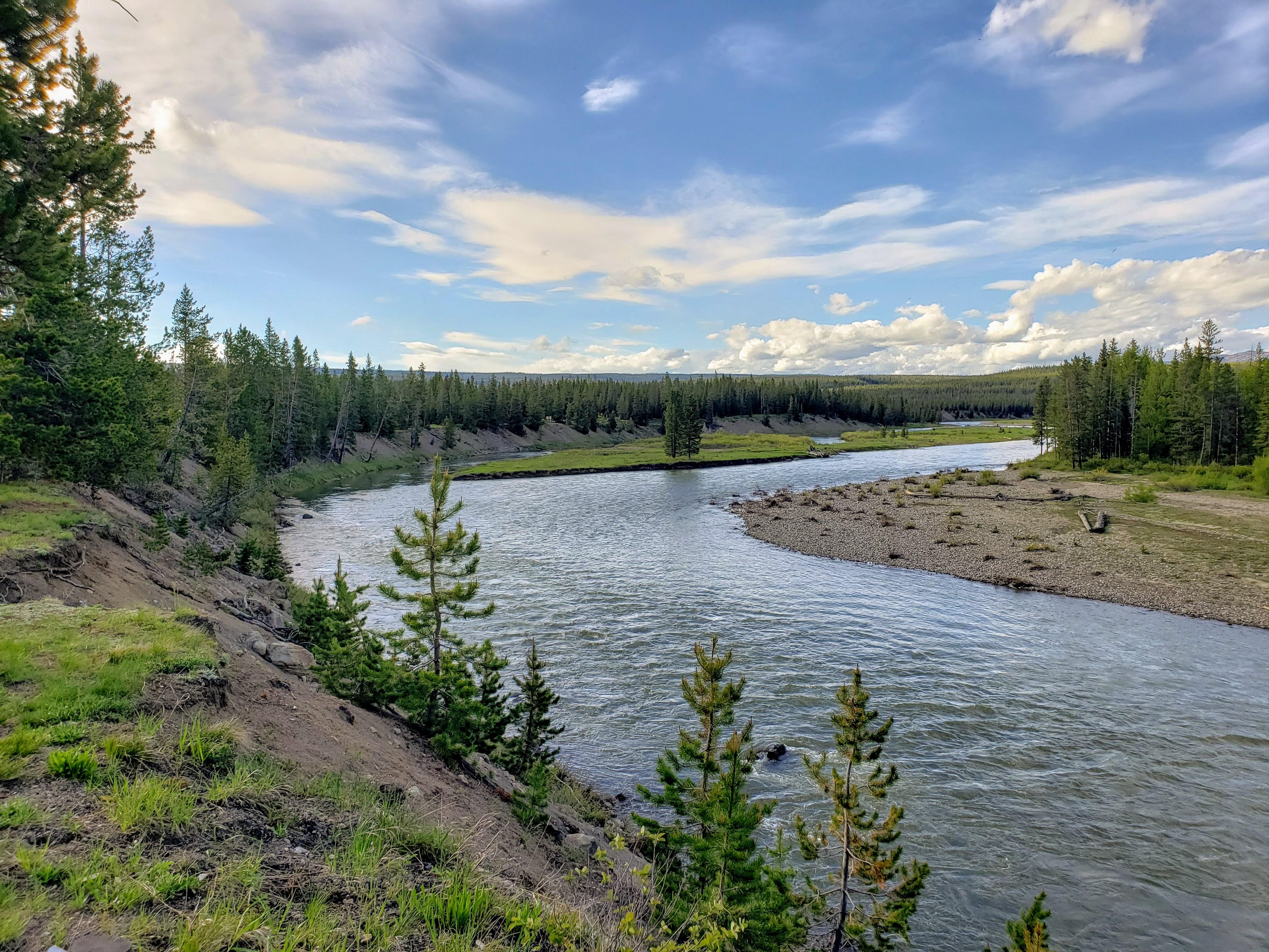 Yellowstone & Grand Tetons National Park, WY, USA – 2 Day Trip